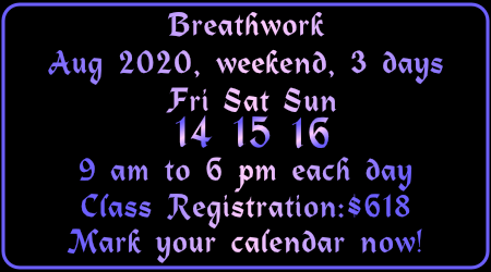 Breathwork for accelerated Healing